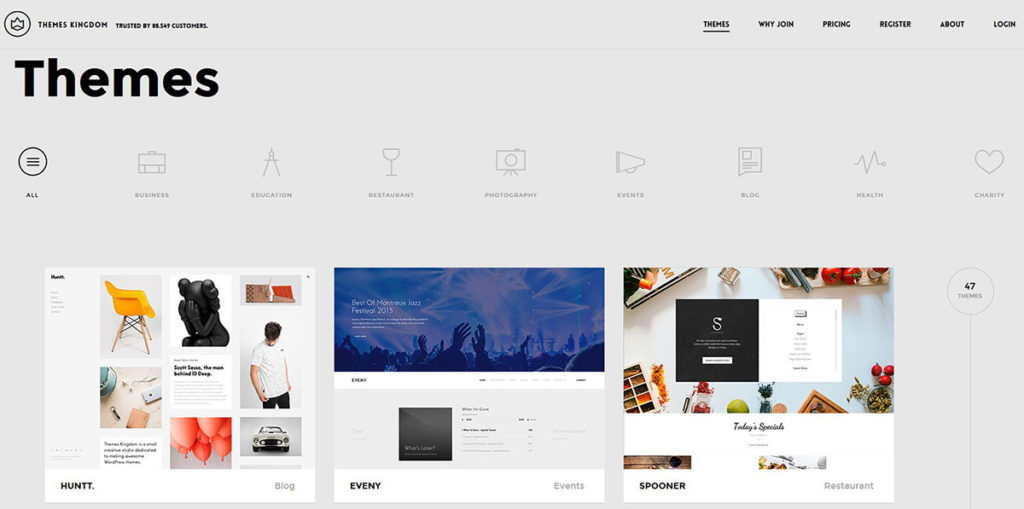 Themes Kingdom - WP Themes