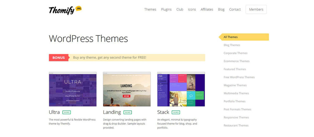 Themify - WP Themes