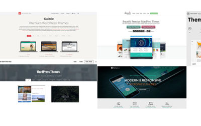 Die besten Anbieter für WordPress Themes 2015