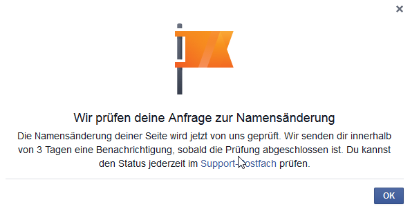 Facebook-Businesspage-Namenaenderung-Pruefung