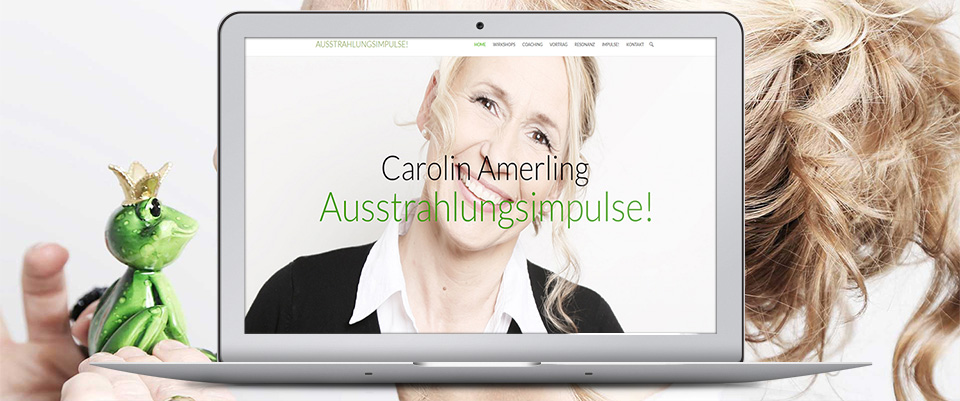 Carolin-Amerling-Ausstrahlungsimpulse-Referenz