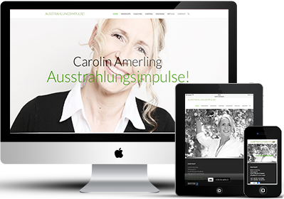 Carolin Amerling – Ausstrahlungsimpulse
