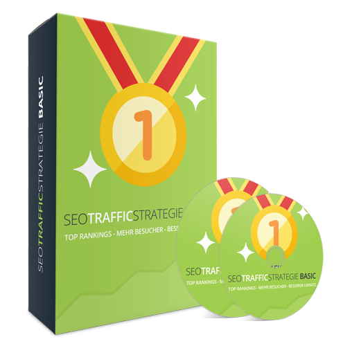 Onlinekurs SEO Traffic Strategie Basic
