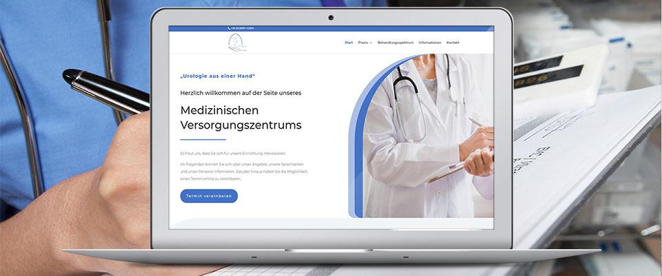 MVZ Rosenberg & Steiner - Urologie Meiningen