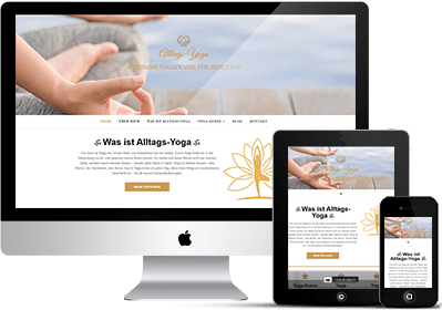 Alltags-Yoga – Bettina Schwidder