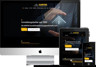 Thomas H. Garthe - Immobiliengutachter und -sachverständiger